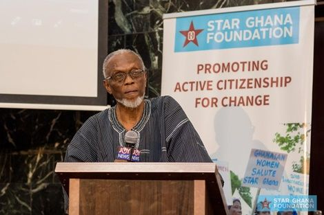 Star Ghana Foundation launched to promote active citizenship