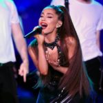 VIDEO: Ariana Grande posts a thank you message to fans moments after crying on stage