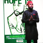 Banky W joins politics; set to run for a seat in the Federal House of Representatives