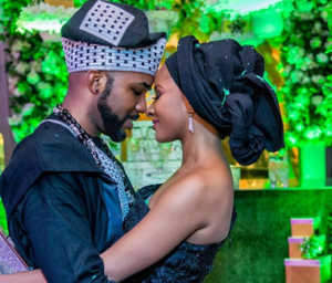 ''The best decision I have made in my adult life was to wait until I found my wife'' - Banky W says as he celebrates wedding anniversary