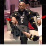 PHOTOS: Floyd Mayweather steps out in $5.3 million worth of chains and bracelets
