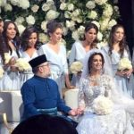 PHOTOS: Former Miss Moscow, 25, marries Malaysia's King Muhammad V, 49, after converting to Islam