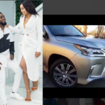 VIDEO: Nigerian Comedian AY buys his wife brand new Lexus Luxury SUV for 10th wedding anniversary