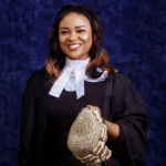 TOUCHING: Woman who lost her right arm shares inspiring message as she's called to bar
