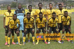 AshantiGold SC named the richest club in Ghana