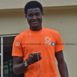 Kotoko defender Emmanuel Agyemang discharged from hospital after suffering concussion in draw against Medeama