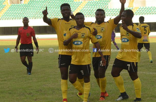 Asante Kotoko held by Medeama in Friendly