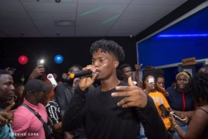 VIDEO: 'Who is Kwesi Arthur?' check out his response