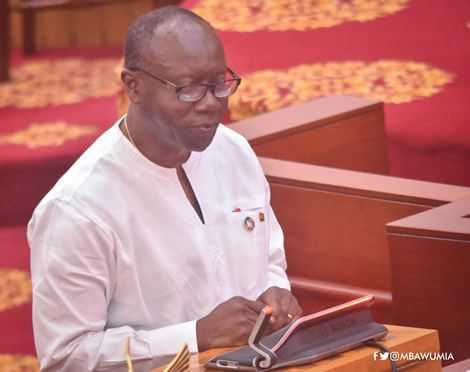 """""""Ghana is moving forward in the right direction"""" - Finance Minister"""