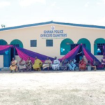 Juaben Traditional Council hands over 2 flats to police