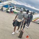 PHOTOS: Black Stars touch down in Addis Ababa ahead of AFCON qualifier against Ethiopia