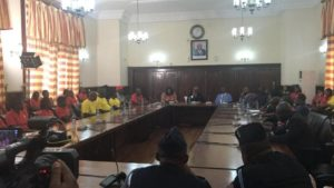 AWCON: Speaker of Parliament donates GHC50,000 to Black Queens