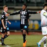 Samuel Tetteh scores as LASK Linz thrash Admira Wacker Austrian top flight league