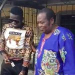 TOUCHING VIDEO: Nigerian comedian surprises his best friend's father with a car