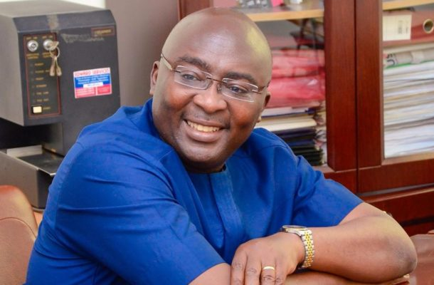 Like him or hate him: Bawumia is one of the finest brains since '92