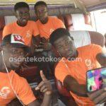 Kotoko leave Kumasi for Akyem Oda
