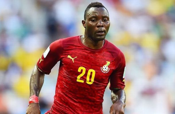 2019 AFCON qualifier: Kwadwo Asamoah rules himself out of Ethiopia clash