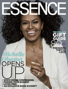 """""""He showed me he respected women"""" – Michelle Obama on why she was drawn to Barack Obama"""