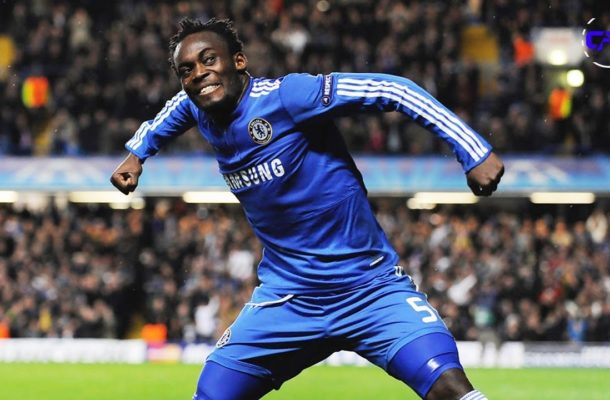 Essien is Africa's greatest ever in Premier League history- Arsenal legend Robert Pires