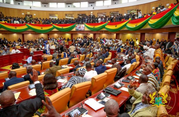 Parliament throws searchlight on coronavirus prevention in Ghana