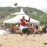 CalBank Beach soccer super cup buzzes strongly in Western Region