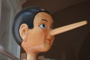 Reverse Pinocchio: Researchers find that your nose shrinks when you lie