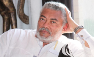 Rawlings reacts to Maham's comments against Otumfuo
