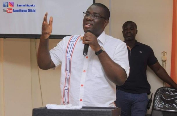 We will not be intimidated in this election – Sammy Awuku