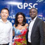 PHOTOS: Serwaa Amihere unveiled as first Ghanaian Amor Brand Ambassador