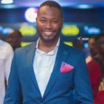 I'm not comfortable with romantic scenes -Adjetey Anang confesses