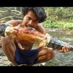 Video: Can a crocodile be that tasty?