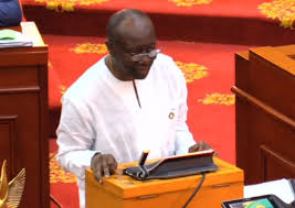 Real GDP grew by  5.4% in the first half of 2018- Ken Ofori-Atta