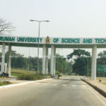 KNUST expects 1500 final year students back on campus