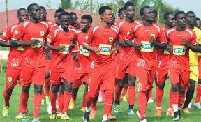 Kotoko name 26-man squad for Confederation Cup
