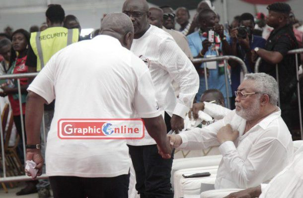 The 9th NDC delegates congress in pictures