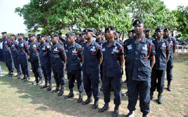 Police to patrol Accra on Monday with 'confidence building' march