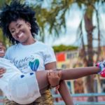 We're not exploiting our kids —Okyeame Kawme's wife responds to critics