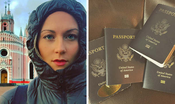 27-year-old woman to become first female to visit every country on earth
