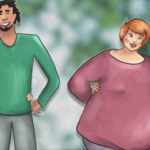 Partners who really love each other tend to get fat - Research proves