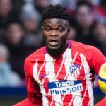 Thomas Partey's Atlético Madrid draw Juventus in Champions League Last 16