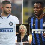 Mauro Icardi to hand Inter captaincy to Kwadwo Asamoah amid racism storm