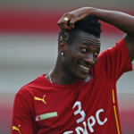 Asamoah Gyan laughs off broke claims; thanks media for the 'hype'
