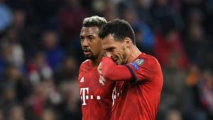 Boateng and Hummels not good enough for Germany- Joachim Low
