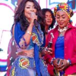Stephanie Benson wins Best Outstanding Woman in Music at GOWA 2018