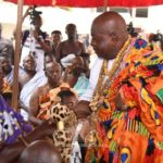 Politics has sowed enmity between Asantes and Ewes – Otumfuo