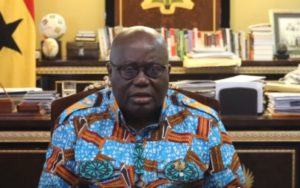 VIDEO: Akufo-Addo counts gov'ts achievements; urge Christians to be blessings to others in Christmas message