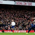 Arsenal fight back to beat Tottenharm in firy derby