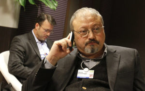 WATCH: Turkey Airs Video Alleged to Show Saudis Moving Khashoggi's Corpse