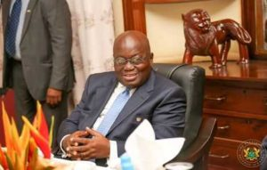 Akufo-Addo crowned 'Industry Gene' as he declares gov't commitment to develop the economy