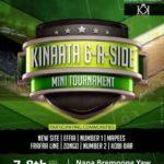 Kofi Kinaata to organise mini football tournament in Takoradi